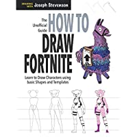 How to Draw Fortnite: Learn to draw Skins, Weapons, Gliders, Characters and More Fortnite for Kids