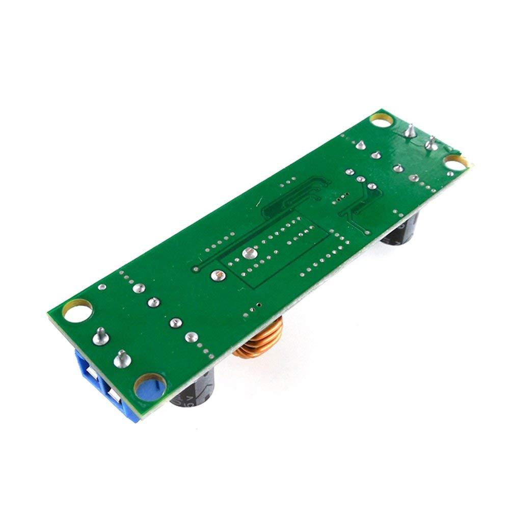 5 V 48 V 9 V HW636 Spannungswandler 60 V 36 V 3 V Einstellbares Abw/ärts-Netzteil Buck Stabilizer Regulator Module-Green 12 V 24 V bis 19 V