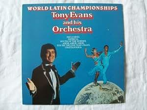 TONY EVANS World Latin Championship LP