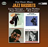 Jazz Bassists - Four Classic Albums (Leroy Walks! / Soulnik / 1st Bassman / Where?)