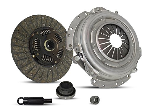 Clutch Kit Works With Ford F-Series Truck XL XLT Custom Base 1987-1994(5 Speed Trans;equipped w/Dual-mass - Series Xl Diesel