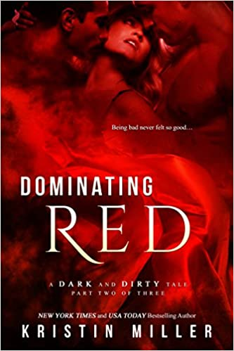 Dominating Red by Mina Carter