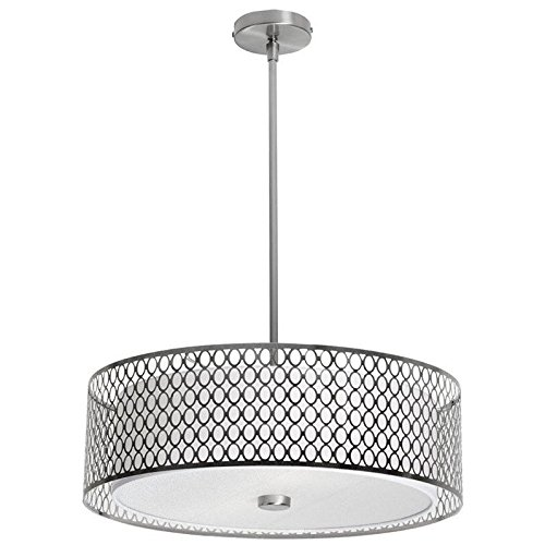 Cut Glass Pendant Light - 5