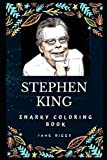 Stephen King Snarky Coloring Book: An American