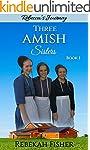 AMISH ROMANCE: Rebecca's Journey (Thr...