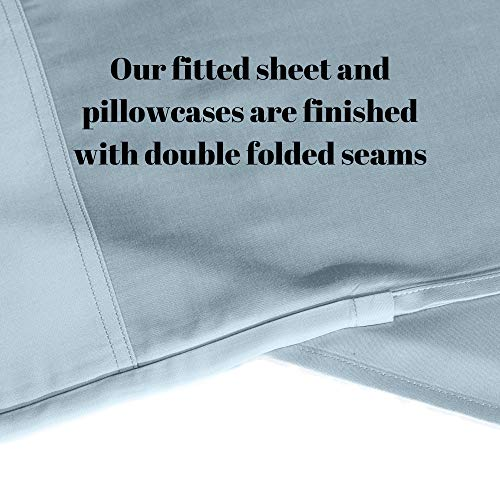 DTY Organic Bamboo Bed Sheet Set