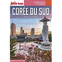 CORÉE DU SUD 2017 Carnet Petit Futé (Carnet de voyage) (French Edition)