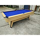 BilliardO American Pool Table with Automatic Ball Collection System (ABCS)