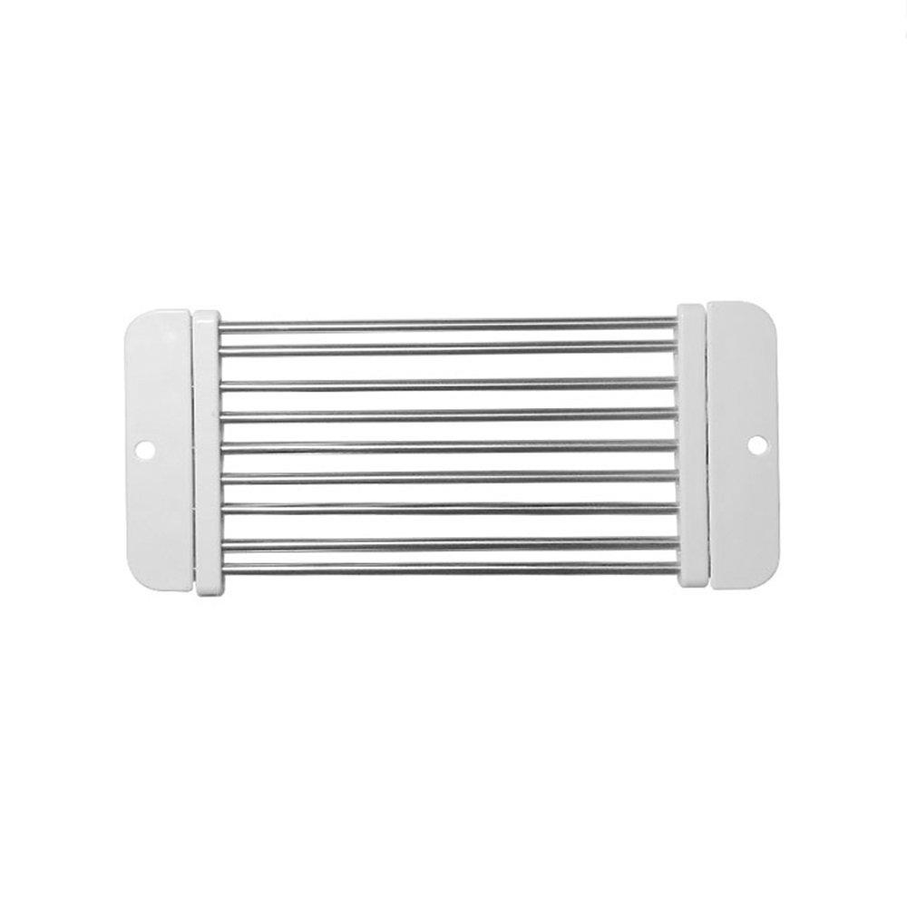 Dish Racks- Sink drain rack-Sink Drying Rack-Over the Sink Multipurpose Dish Drying Rack