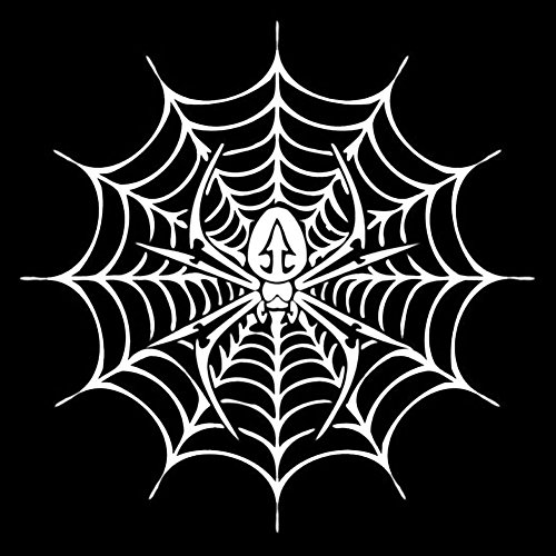 Reflective Web - Finance Plan Hot Sale Spider Web Style Car Body Window Sticker Reflective Decal Decor Accessories
