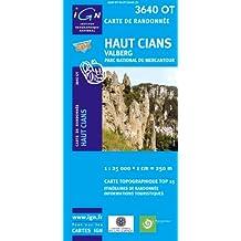 Haut Cians / Valberg / PN du Mercantour 2011