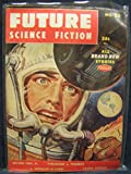 img - for Future Science Fiction No 28 (Winter, 1955) book / textbook / text book