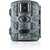 LESHP Trail Camera Hunting Game Camera with 12MP 1080P HD Infrared Night Vision and 2.4 inch LCD Screen,IP56 Water Protected design