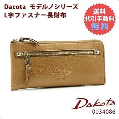 ec99907a9c7f Amazon | 長財布/ダコタ Dakota モデルノシリーズ 長財布 L字ファスナー ...