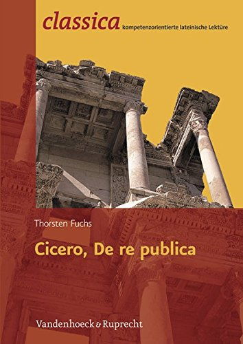 Cicero, De re publica (Classica) (German Edition)