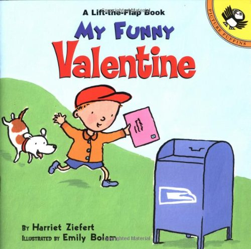 My Funny Valentine (Lift-the-Flap, Puffin)