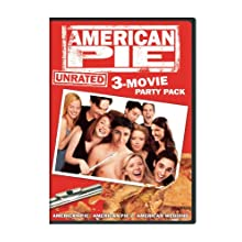 American Pie: Unrated 3-Movie Party Pack (American Pie / American Pie 2 / American Wedding) (1999)