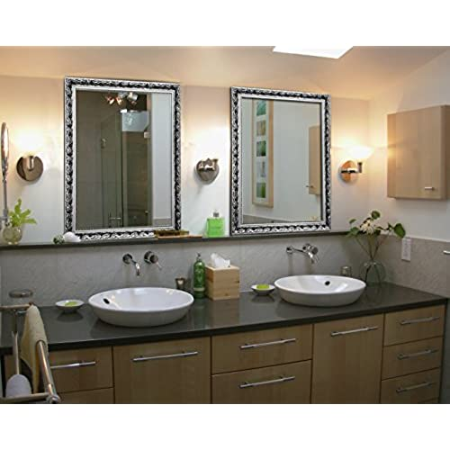 Large Decorative Bathroom Wall Mirrors: Amazon.com