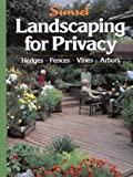 img - for Landscape For Privacy (Gardening & Landscaping) by Seamus Dunn (28-Nov-1991) Paperback book / textbook / text book