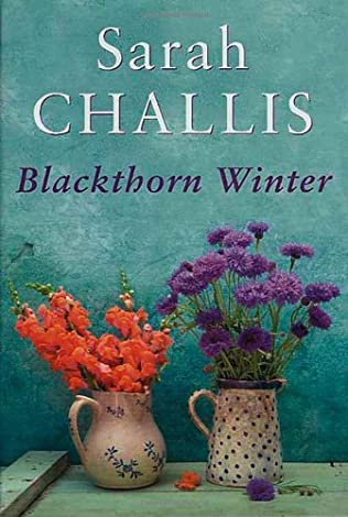 book cover of Blackthorn Winter