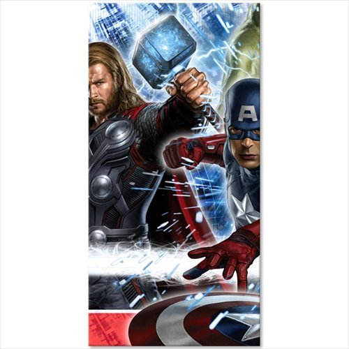 The Avengers Plastic Tablecover]()