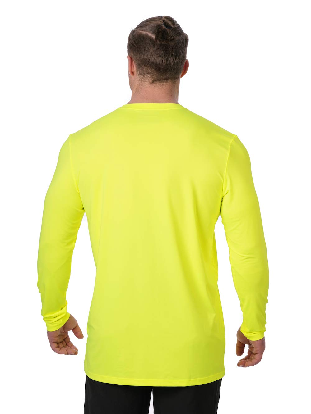 Arctic Cool Men/'s Instant Cooling Long Sleeve Pocket Workwear Shirt Performance Tech Breathable UPF 50 Sun Protection Moisture Wicking Comfortable Work Quick Drying Top