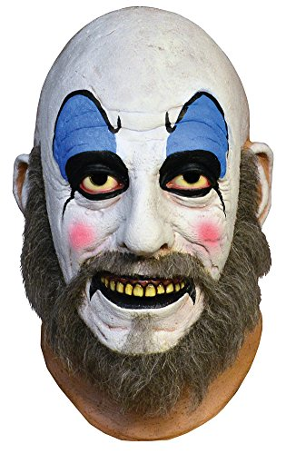 House 1000 Corpses Costumes - Halloween Mask- House Of 1000 Corpses -Captain Spaulding Adult Mask