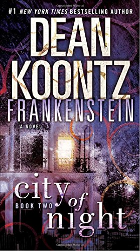 book cover of City of Night
