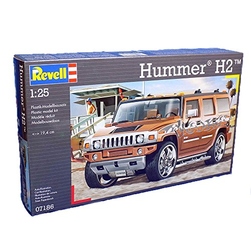 Revell Germany General Motors Hummer H2 Model Kit