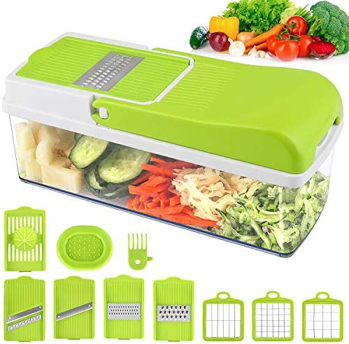 Vegetable Chopper MOICO Multi Functional Interchangeable product image