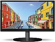 """Monitor PCTop 23"""" 60Hz HD 1920 x 1080 14ms LED Widescreen VGA HDMI Furação VESA Bivolt - MLP23"""