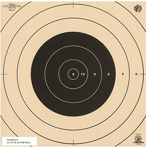 200 yard rifle target - 1