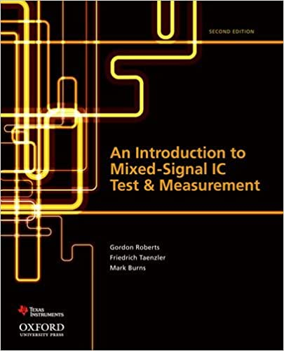 Download E-books An Introduction to Mixed-Signal IC Test and ...