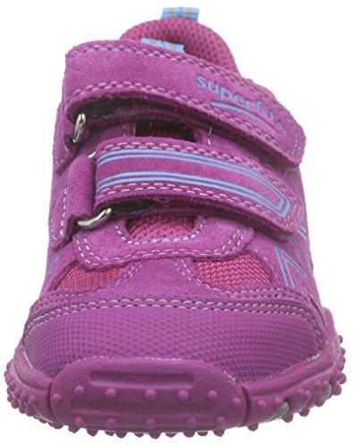 Superfit SPORT4 MINI - zapatillas de running de piel Bebé-Niños Violeta - Violett (DAHLIA 73)