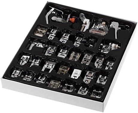 Kit de pies prensatela profesionales para máquina de coser, para ...