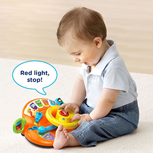 51m8O6rpTCL - VTech Turn and Learn Driver Amazon Exclusive