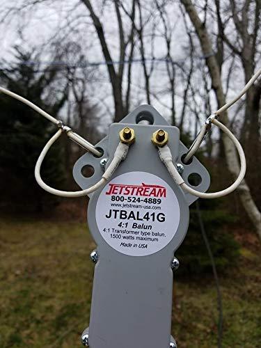 Amazon com: Jetstream JTBAL41G 4:1 Transformer Type Balun