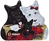 Walkers Shortbread Scottie Dog Family Keepsake Tin, 12.3 Ounce