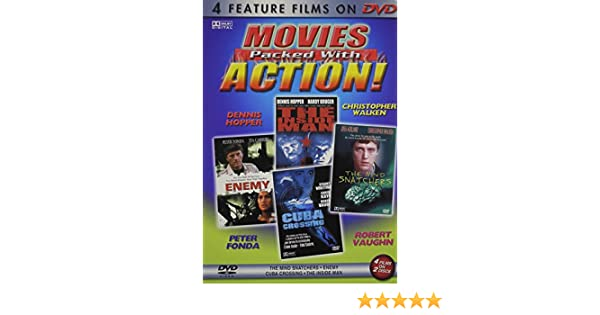 Amazon.com: Movie Packed With Action (2 pack) - Enemy/Inside ...