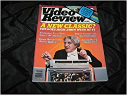 ??INSTALL?? Video Review Magazine (A New Classic ? VHS Goes High-Brow With Hi-Fi , Sony's Betamovie , Albin , Kubey , Super Computers Via Videodisc, October 1983). Helmet staff fondo Haifa Eagle