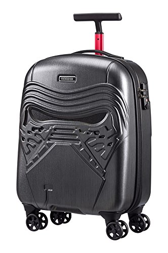 Disney By American Tourister Kylo Ren Bagaglio a Mano S Star Wars, Policarbonato, 34 ml, 55 cm