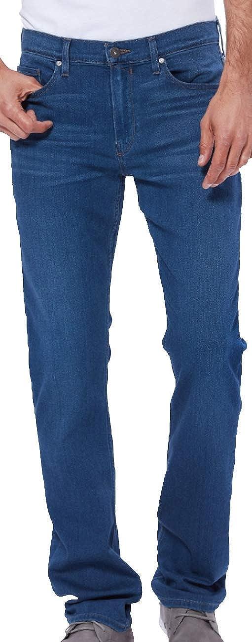 Paige Mens Normandie Aston Straight Jeans M657E10 6970