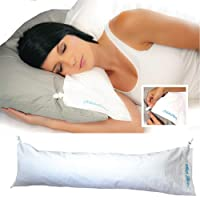 Neck Hero Neck Pillow for Neck Pain for Side Sleepers, Back & Stomach Sleepers, Free Travel Bag Included…