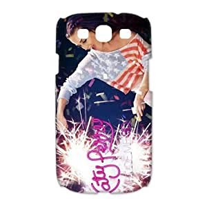 Custom Katy Perry Hard Back Cover Case for Samsung Galaxy S3 CL570