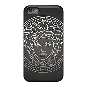 TrevorBahri Apple Iphone 6s Best Cell-phone Hard Cover Unique Design Attractive Logo Versace Skin [tMe972GwyL]