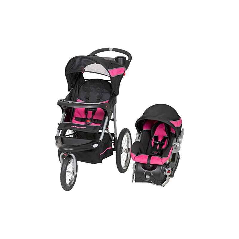 Baby Trend Expedition Jogger Travel Syst