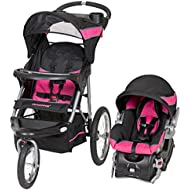 Baby Trend Expedition Jogger Travel System Bubble Gum