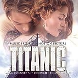 Titanic Soundtrack Motion Picture (1997)