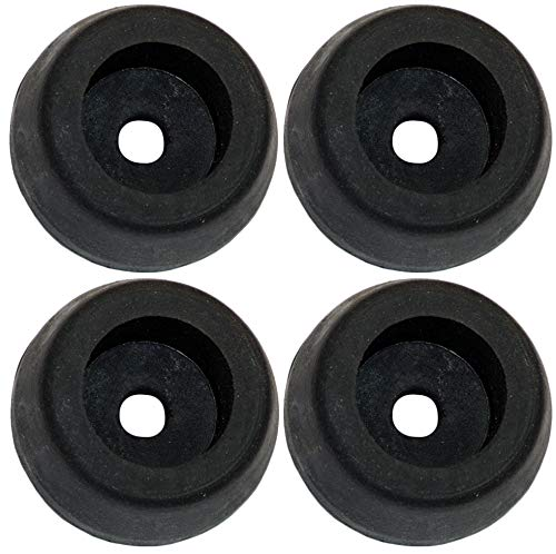 Stanley Bostitch Cap2040P Compressor Replacement (4 Pack) Rubber Foot # AB-9038197-4pk