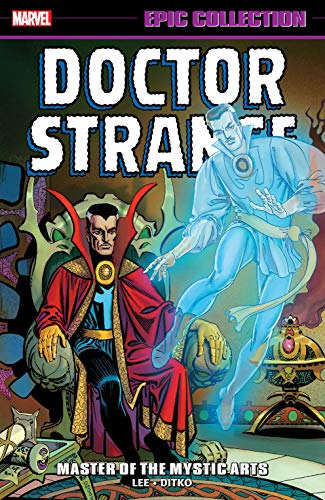 Doctor Strange Epic Collection: Master Of The Mystic Arts (Strange Tales (1951-1968) Book 1) (Sg Entertainment)